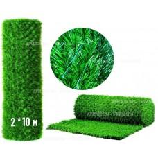 Фото Зелёный забор Green mix хвоя H -2х10 Зелёный забор - Green Mix ТМ