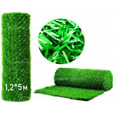 Фото Забор Green mix зелёная трава H -1.2х5 Зелёный забор - Green Mix ТМ