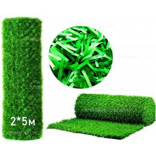Фото Забор Green mix зелёная трава H -2х5 Зелёный забор - Green Mix ТМ