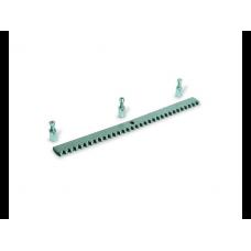 Фото Зубчатая рейка для откатных ворот Ворота