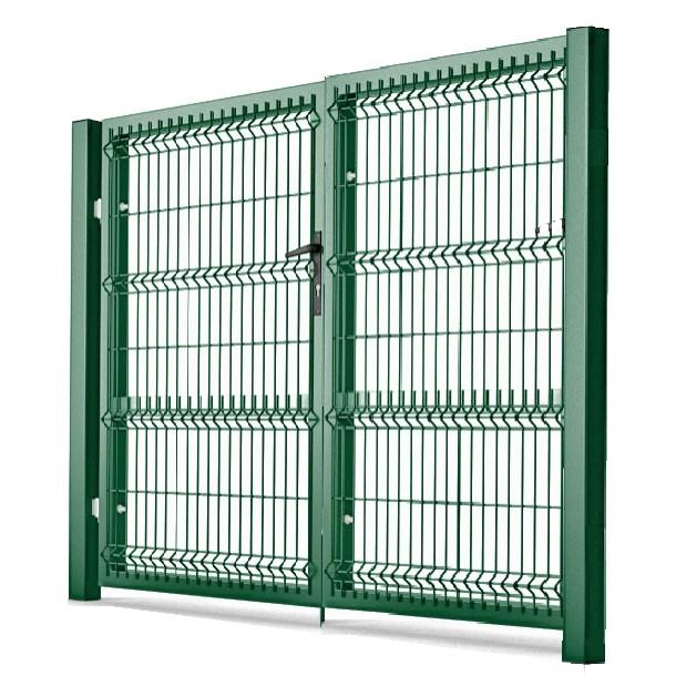 Фото Ворота розсувні 5х1,73 м / ППЛ ворота