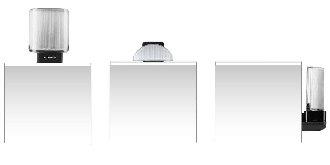 Сигнальная светодиодная LED лампа Comunello SWIFT